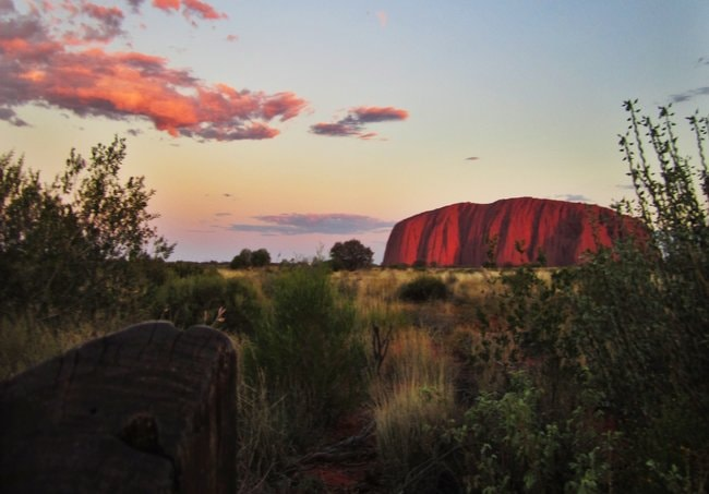 The Australian Outback: Uluru and Ayers Rock thumbnail